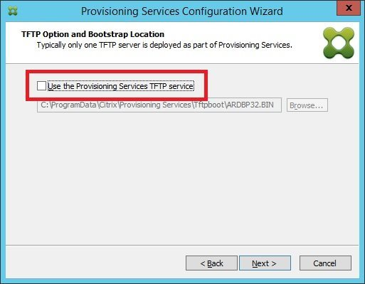 Citrix XenApp 7 6, Provisioning Services 7 6 and the