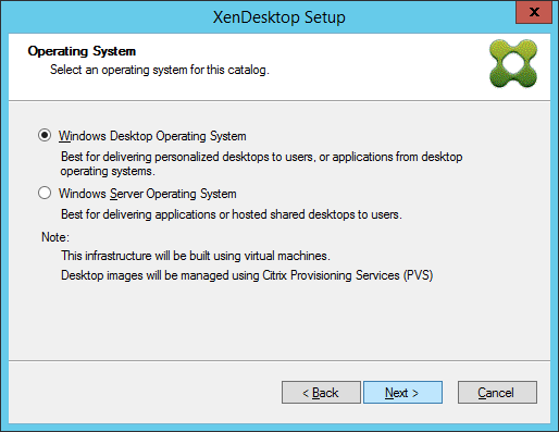 Citrix XenDesktop 7 6, Provisioning Services 7 6 and the