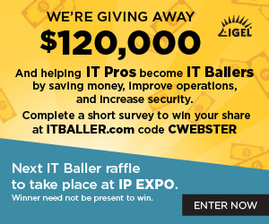 Have you heard? We are giving away $120,000