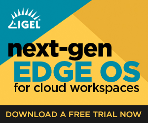 Next-gen EDGE OS for Cloud Workspaces
